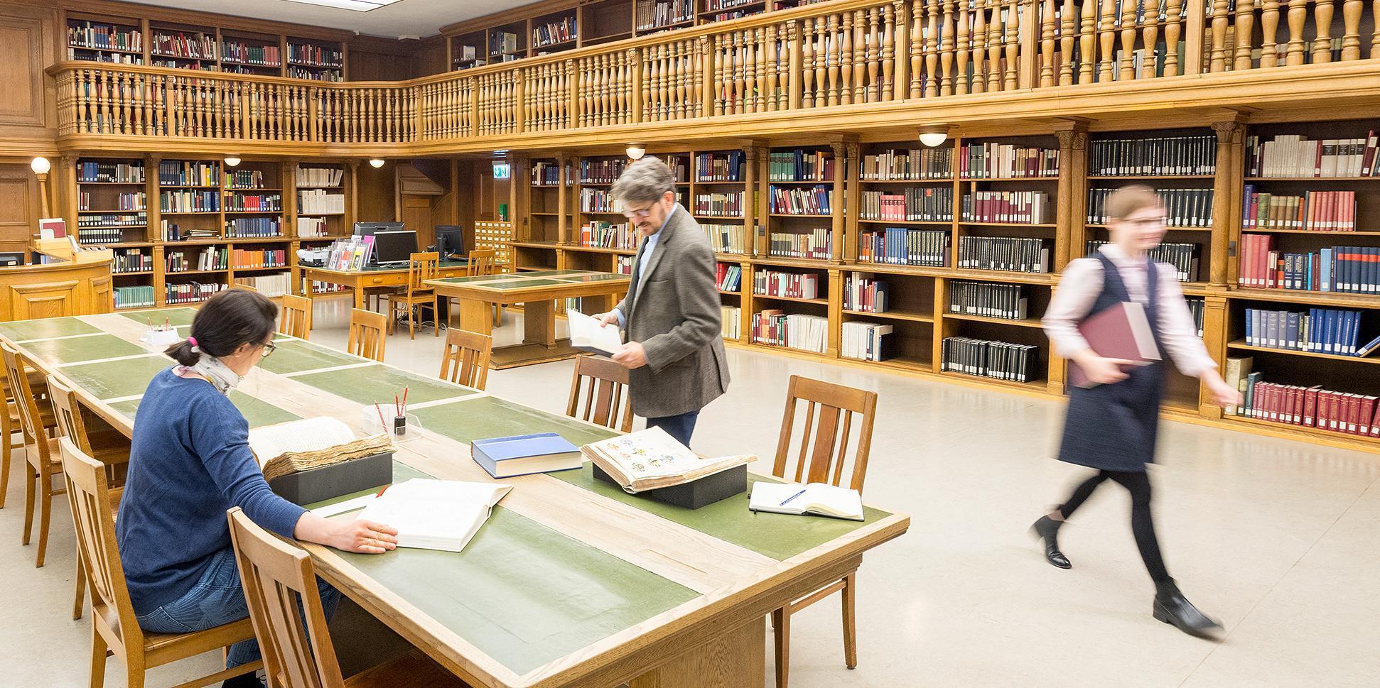 Handschriften, Nachlässe und Archivalien