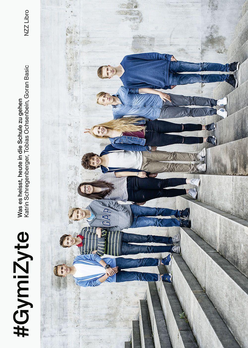 «#GymiZyte», Katrin Schregenberger, Tobias Ochsenbein, Goran Basic, Basel 2020, Signatur: 2020 A 21472