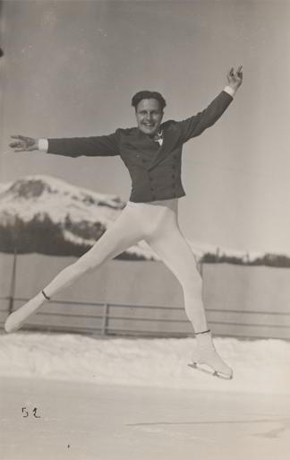Hans Schaeuble um 1930