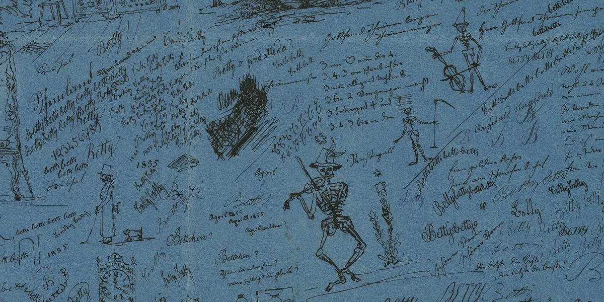 Der Nachlass Gottfried Kellers – zum 200. Geburtstag des Dichters (AUSGEBUCHT)
