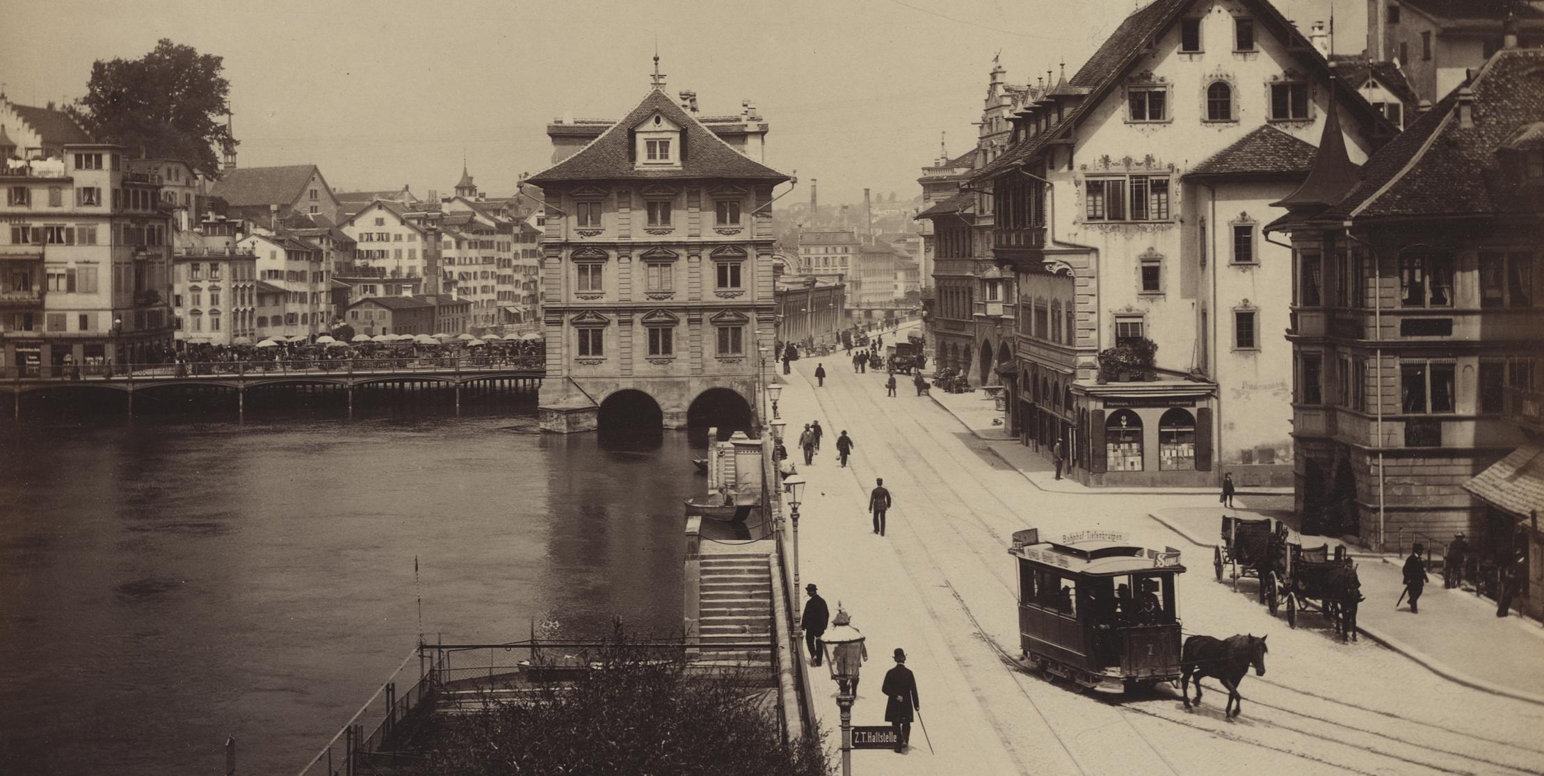 Die besten Seiten von Zürich – Zürcher Bibliographie