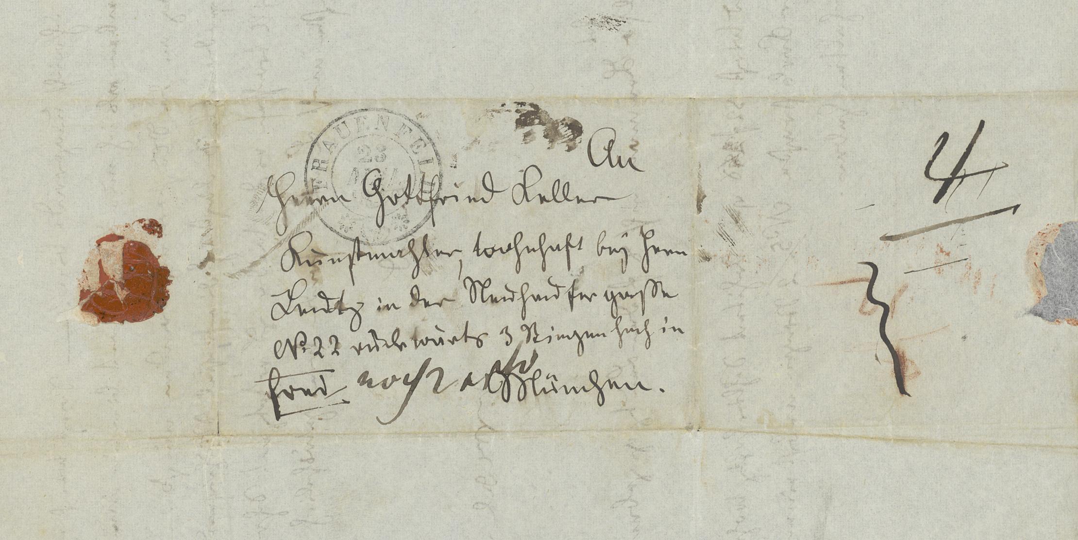 Handschriften und Archivgut in der Zentralbibliothek
