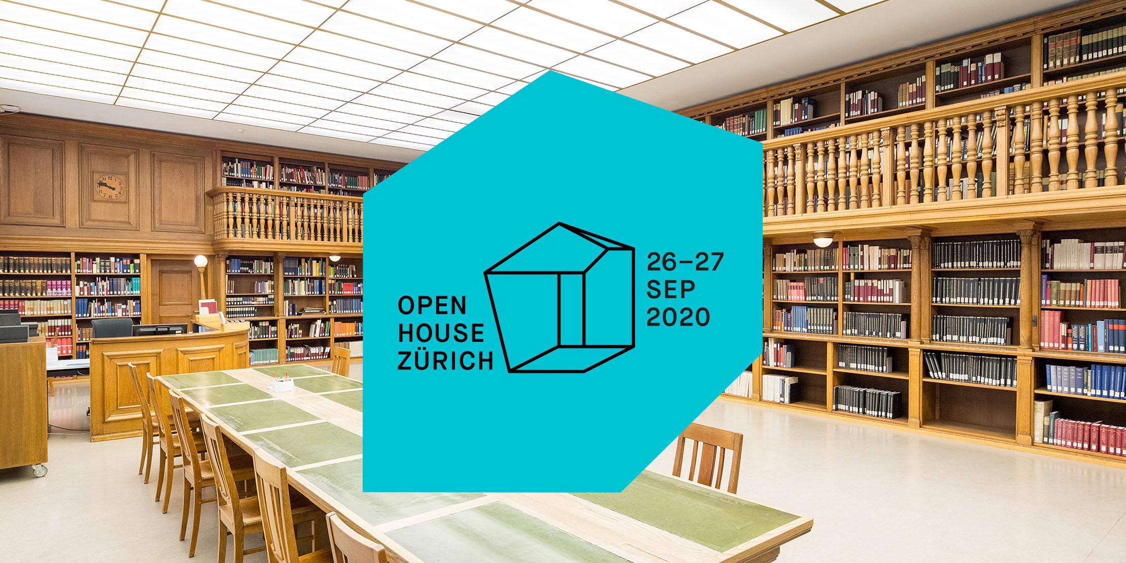 Open House Zürich: Führung durch den Altbau