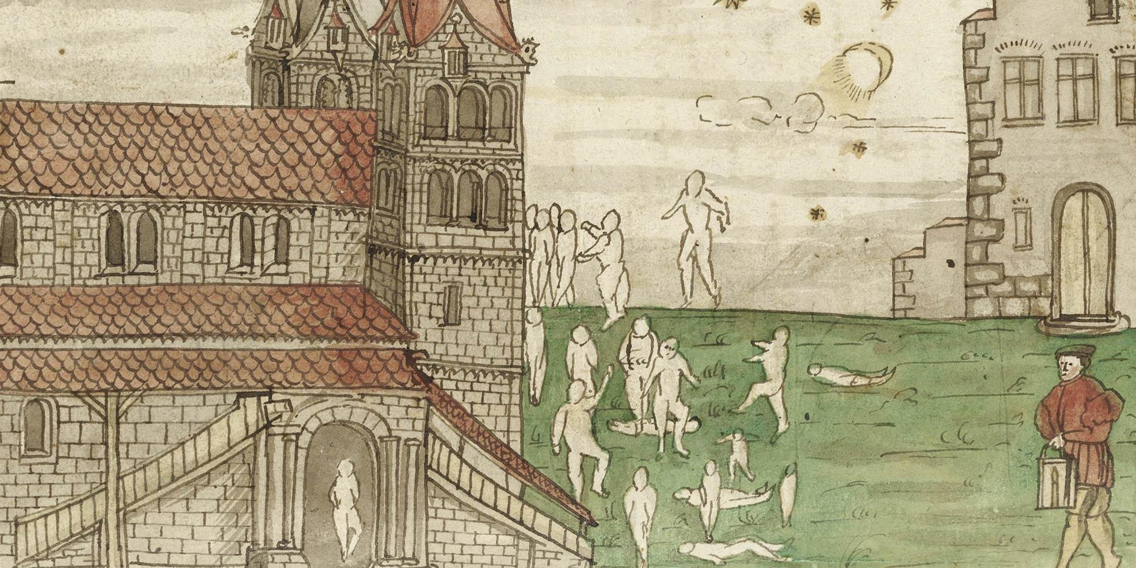 Geister, Teufel und Dämonen. Übersinnliches in Handschriften