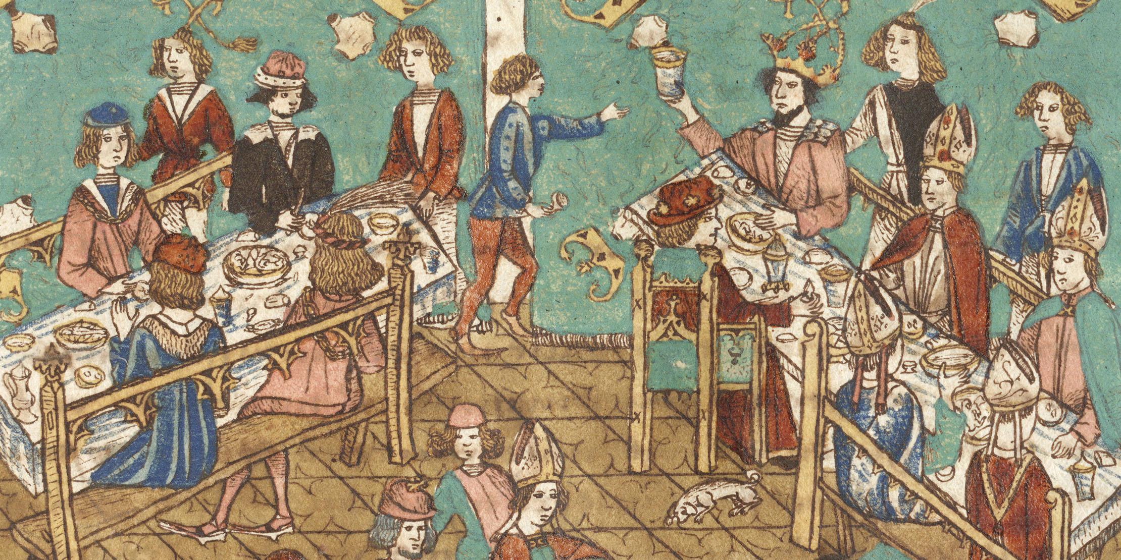 Die Sieger schreiben Geschichte - Die «Grosse Burgunderchronik» des Diebold Schilling und ihre Bilder
