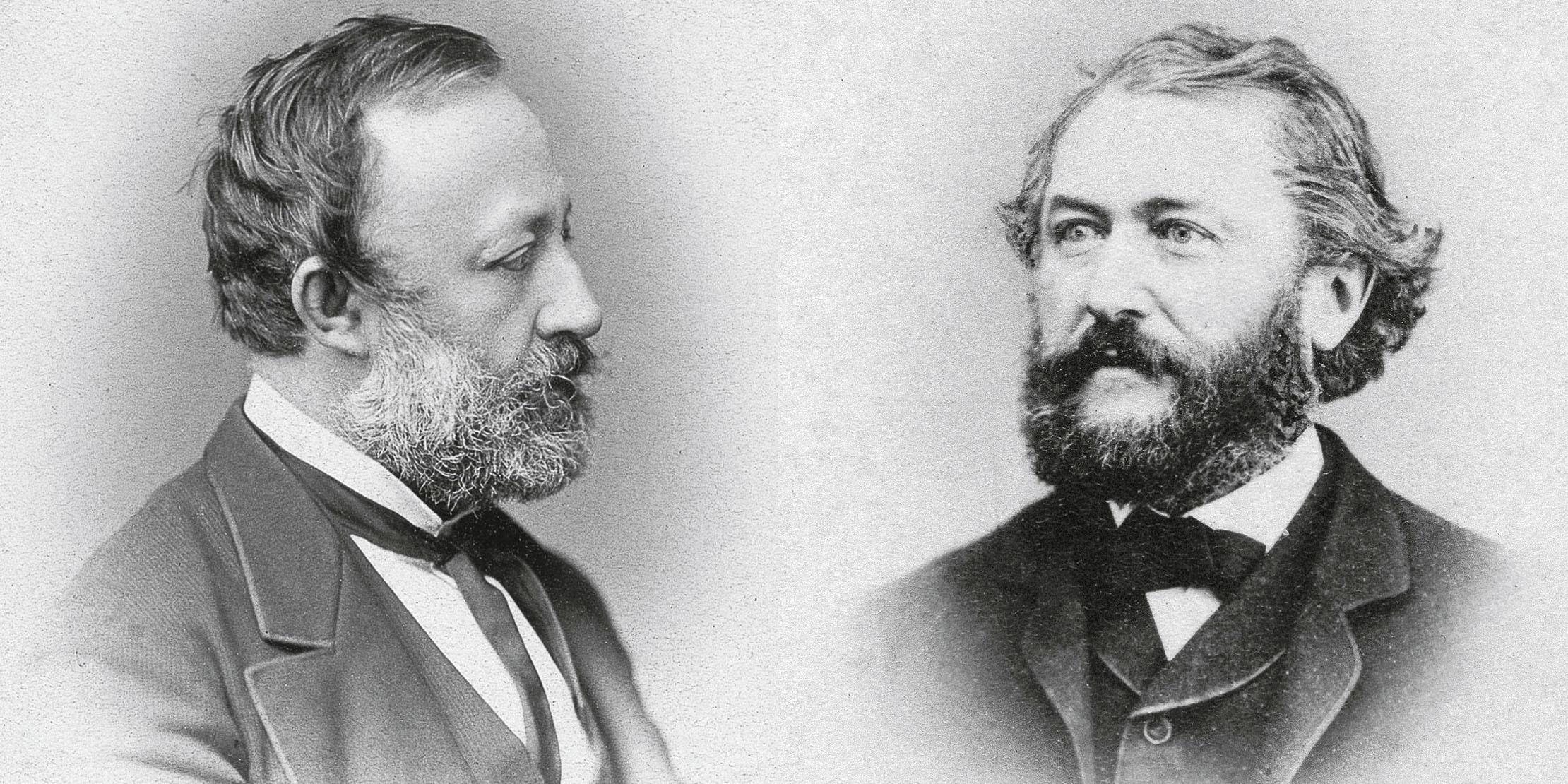 Buchvernissage «Gottfried Kellers feuriger Freund»