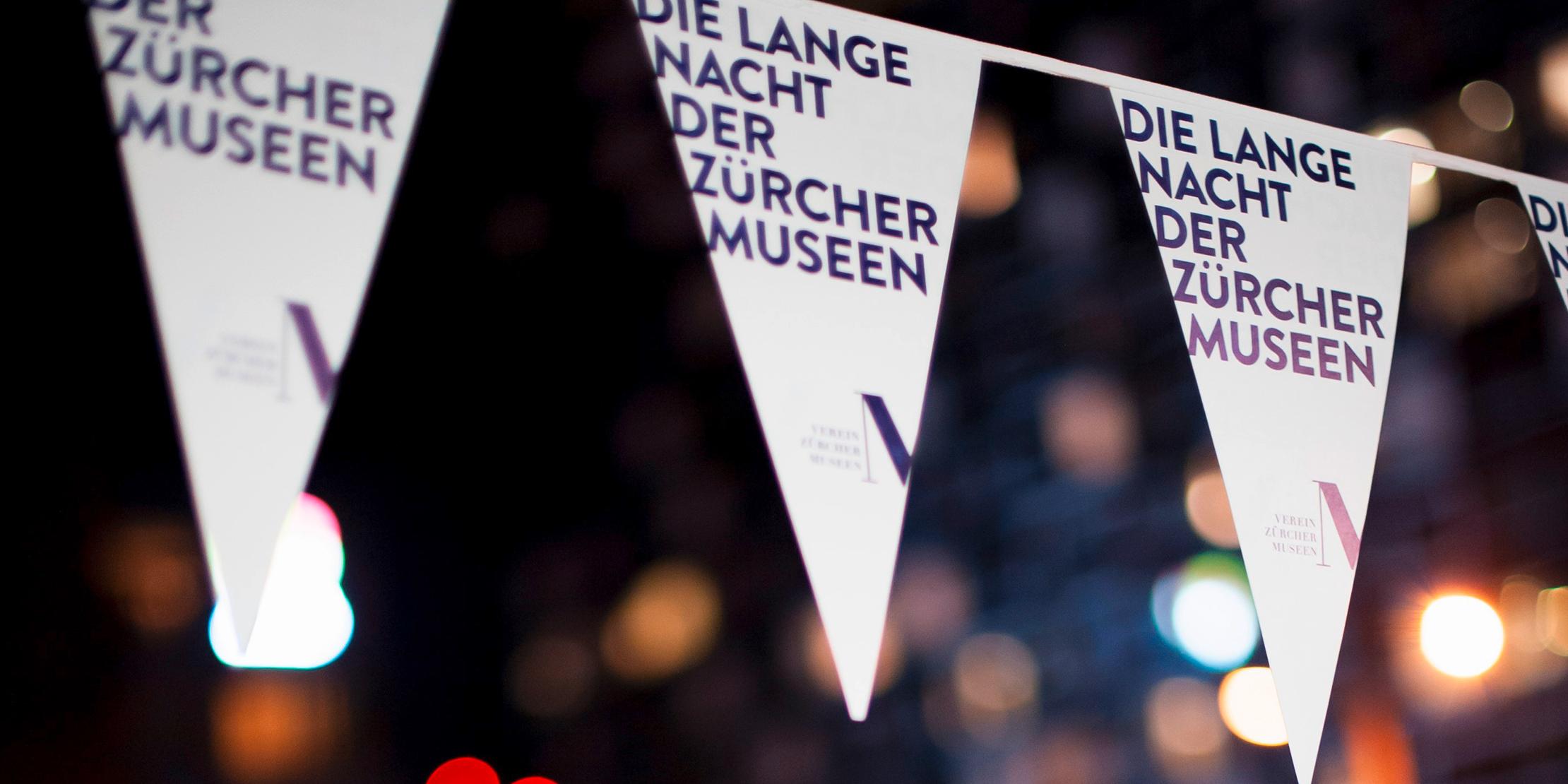 Lange Nacht der Zürcher Museen