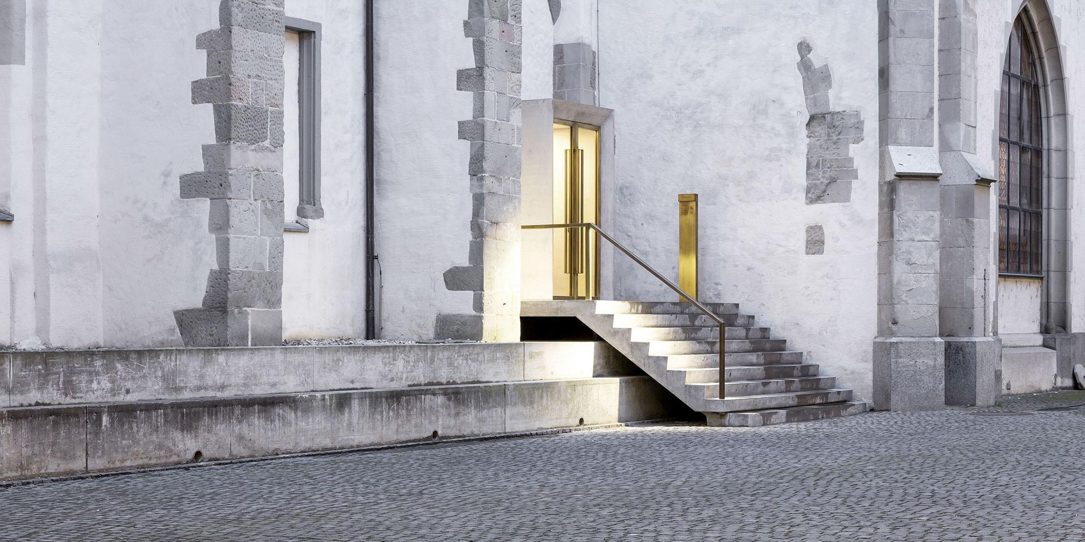 Open House Zürich: Führung durch den Predigerchor