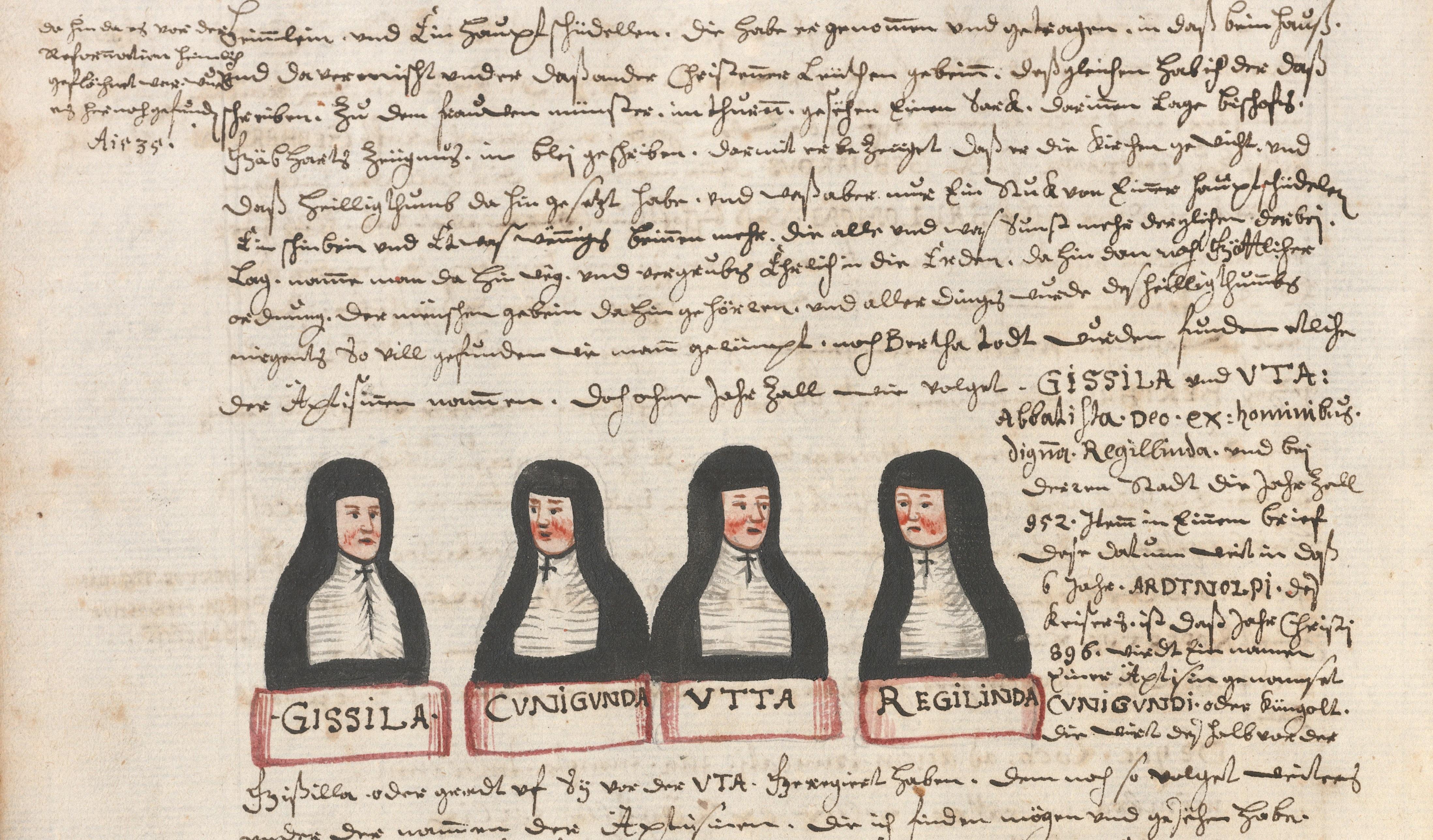 Auf den Spuren der Zürcherinnen – Quellen-Workshop zur Zürcher Frauengeschichte
