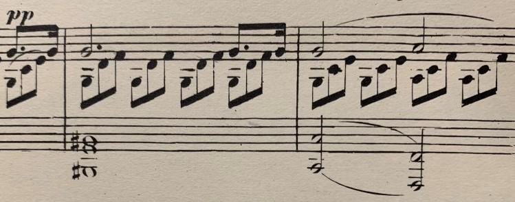 Recherche Musiknoten