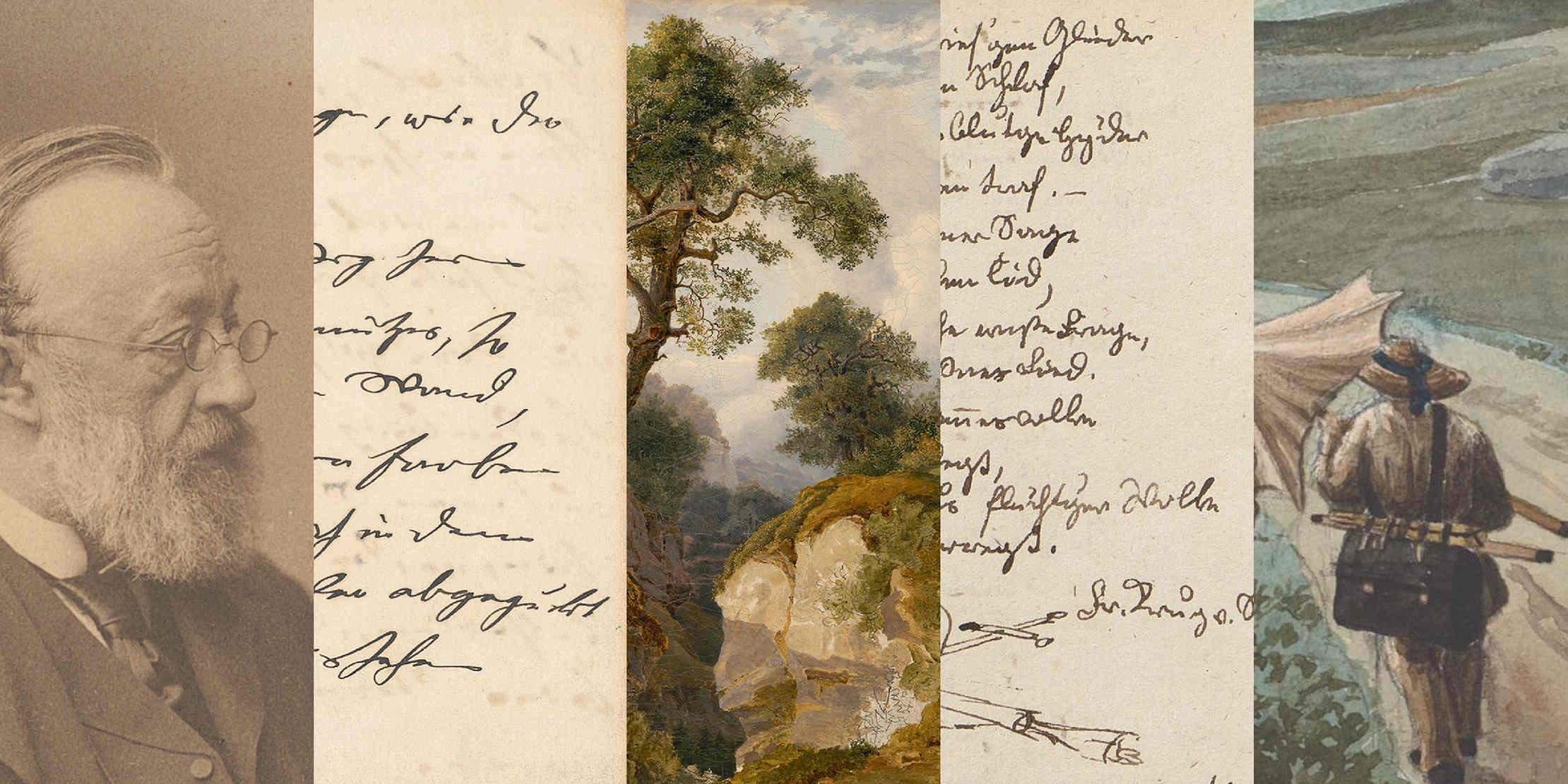Gottfried Keller Bibliography