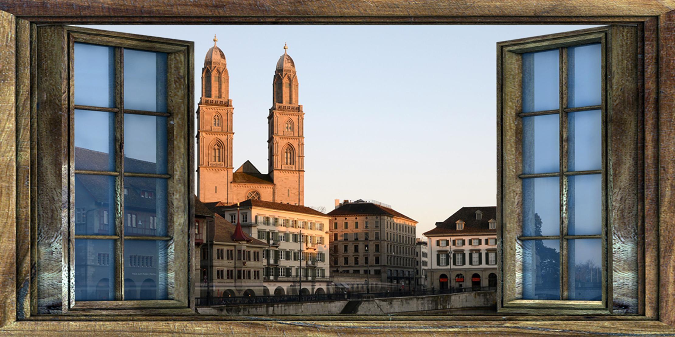 ZürichFenster – a window on Zurich
