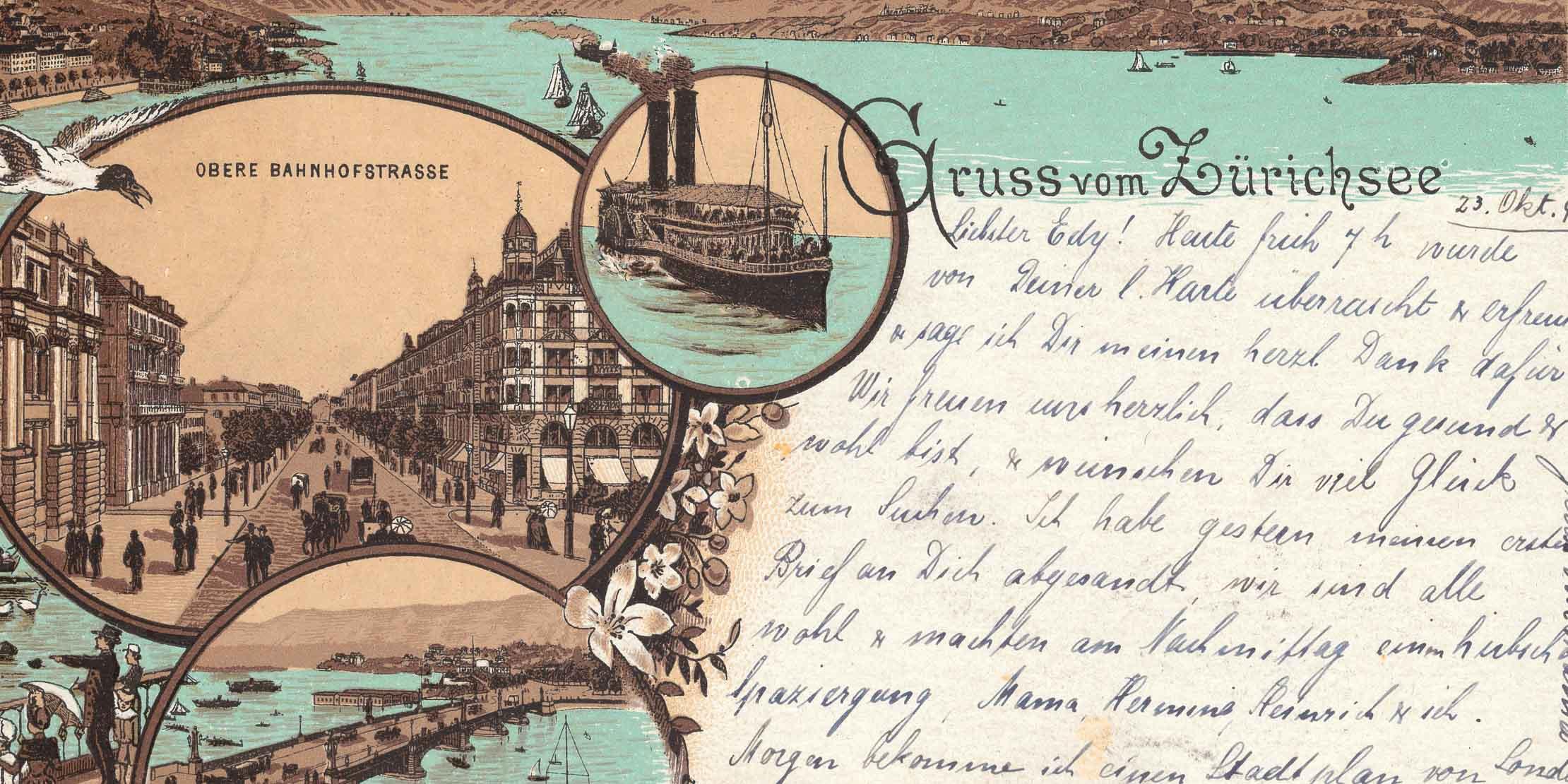 Ferien in Zürich