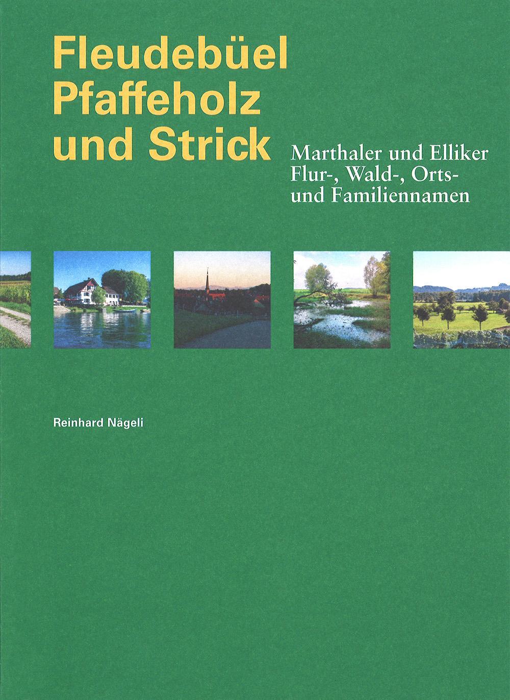 «Fleudebüel, Pfaffeholz und Strick», Marthalen 2020, Signatur: 2021 B 10343