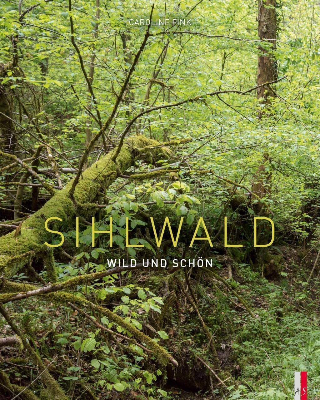 «Sihlwald», Caroline Fink, Zürich 2020, Signatur: 2020 D 10964