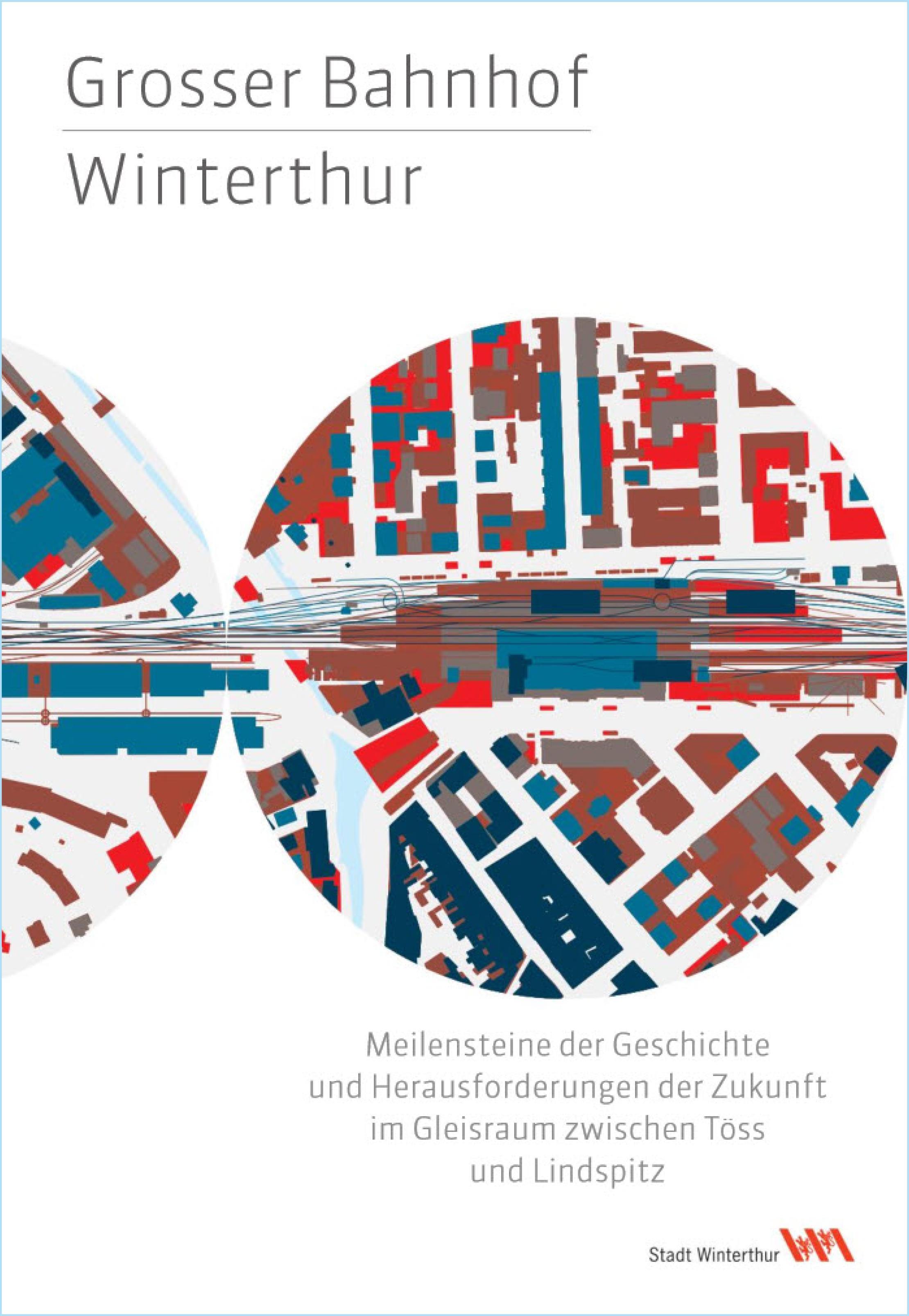 """Grosser Bahnhof"" by David Streiff, Dallenwil 2018, call number: DW 23405"