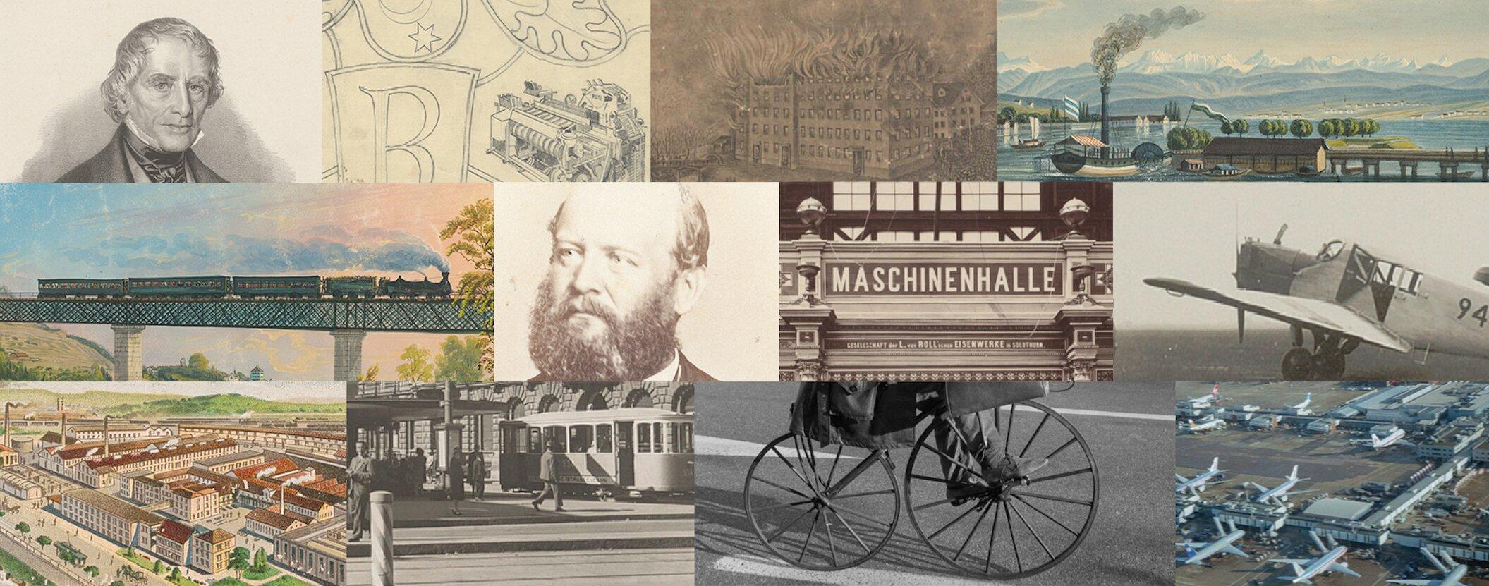Zurich's economy – highlights