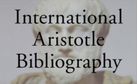 International Aristotle Bibliography (IABO), 1900-