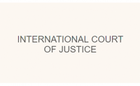 International Court of Justice - Cases