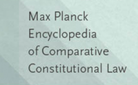 Max Planck Encyclopedia of Comparative Constitutional Law (MPECCoL)