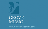 Grove Music Online (in: Oxford Music Online)