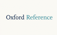 Oxford Reference Online (ORO)