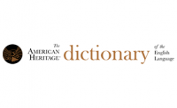 American Heritage dictionary of the English Language (AHD)