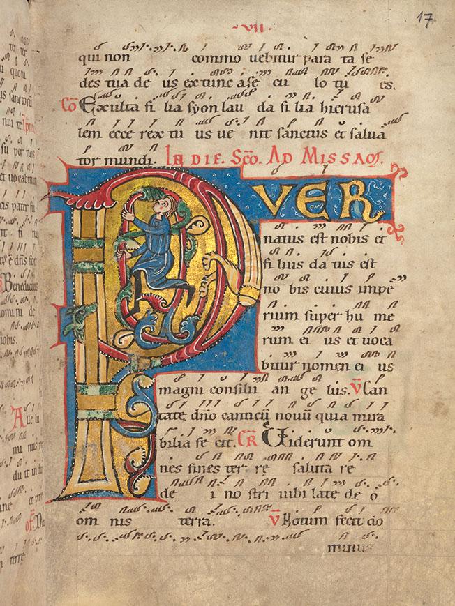 Mittelalterliche Buchkunst