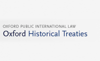 Oxford Historical Treaties (OHT)