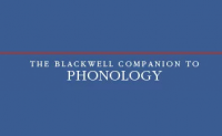 Blackwell Companion to Phonology
