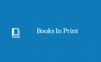 Books in Print: Global Edition