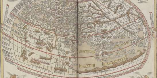 Reading Medieval and Early Modern Maps: Workshop mit Dr. Chet van Duzer (Stanford University)