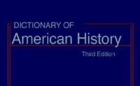 Dictionary of American History (DAH)